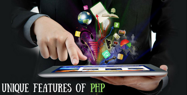 Unique features of PHP